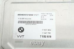 07 08 09 10 BMW X5 4.8i IGNITION SET KEY LOCK MODULE OEM