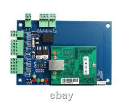 1 Door Swipe Access Control System Power Box Exit Motion Sensor ANSI Strike Lock