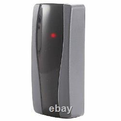 4 Doors Security Network RFID Access Control Board Kit Metal AC110V Power Box