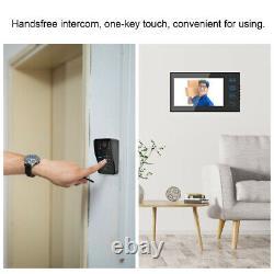 7 Video Doorbell Intercom Security Camera Door Bell Ring Phone Access Control