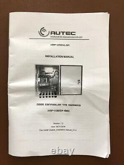 8 Door controller Access control. Autec XMP-Babylon Siemens SiPass
