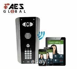 AES Wifi Praetorian ABK Intercom Gate & Door Access Control