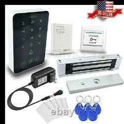 Access Control KIT Electric Door Lock Magnetic Access Card Password, door entry