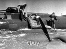 B-17 Flying Fortress Life Raft Control Access Door PTS-0101