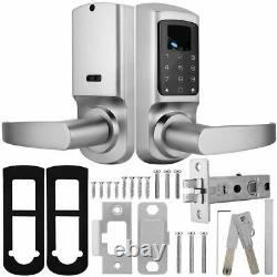 Biometric Fingerprint Password Door Lock Access Control System For Home Security