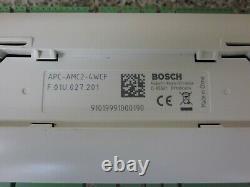 Bosch APC-AMC2-4WCF 4 Wiegand Card Reader Access Modular Door Controller Used