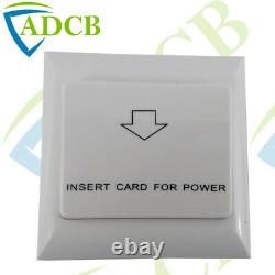 Complete Hotel Access Control Room Door Lock Proximity Card Timer Encoder System