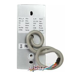 Door Access Control System Electromagnetic Lock Kit with Keypad and Exit Button