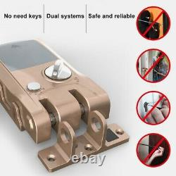 Door Lock Remote Control Keyless Electronic Lock Home Security Access Control