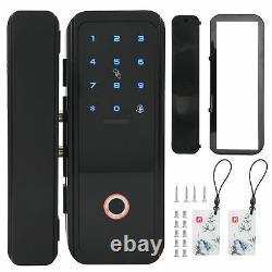 Fingerprint Door Lock APP Password IC Card NFC unlock Security Access Control