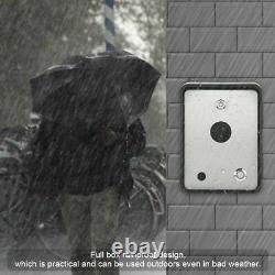 GSM Alarm Audio Intercom System For Door Opener Access Controller Waterproof