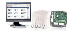 Honeywell Access Control NX1P One Door Enclosure, Compact, PoE or Externally Pow