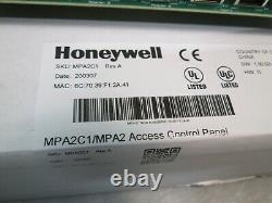 Honeywell MPA2 Smart Edge 2-Door Web base access Control kit MPA1002U-MPS