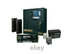KANTECH EK-400Access Control Expansion Kit, 4-Door, Includes Controller, 16