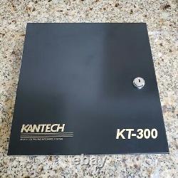 Kantech KT-300/128K Access Control 2 Doors Controller Board/2 Relays and Box