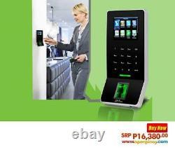 Kit Door Access Control System Biometric Fingerprint zkteco, 600lb ZK f22 Entry