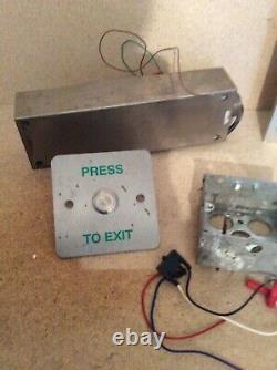 Metal Access Control Kit Keypad Electric Magnetic Door Lock KIT 2 Top Of range