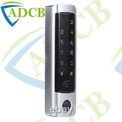 New Waterproof proxy reader backlit Metal Touch Keypad Door Access Control