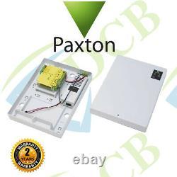 Paxton 682-531 Net2 Plus 1 Door Controller 12V 2A PSU Plastic Cabinet Access C