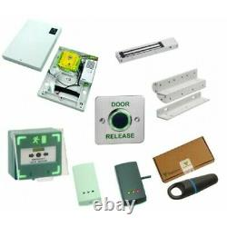 Paxton Access Control Kit with Maglock Door Release 10 Fobs and Reader