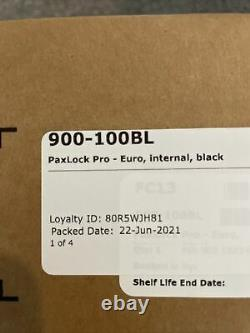 Paxton Net2 Paxlock Pro in Black 900-100BL for Internal doors Access Control