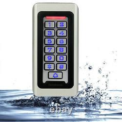 RFID 125KHz EM Card Standalone Access Controller Keypad for 5Door-Entry-System
