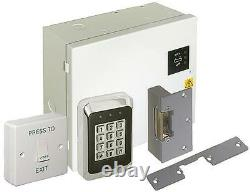 SINGLE DOOR KEYPAD KIT Security Access Control JB88485