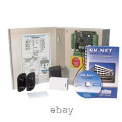 Securakey SYS-KIT5 Two- Door, Expandable Proximity Access Control System