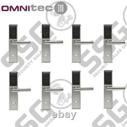 Supply & Fit 8 x Electronic access control door lock School Sports Centre Hotel