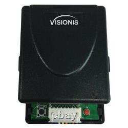 Two Door Visionis Access Control with Maglock 300lbs Wireless Receiver Remote