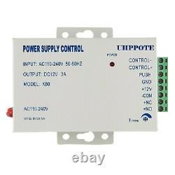 UHPPOTE Metal Waterproof Door RFID Reader Access Control Security System Kit