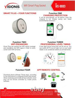 Visionis 5210 Smartphone Access Control Inswinging Door 600lbs Magnetic lock