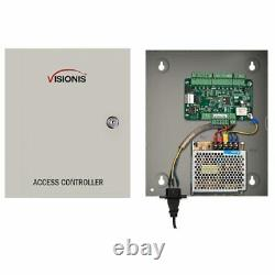 Visionis FPC-8929 One Door Access Control with Wireless Reader and Receiver PCB