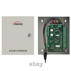 Visionis VS-AXESS-2ETL Two Door Network Access Control Panel Controller TCP/IP