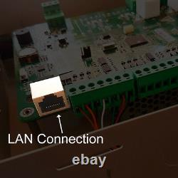 Visionis VS-AXESS-4ETL Four Door Network Access Control Panel Controller TCP/IP