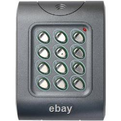 Weatherproof IP67 Code Access Control Door Entry Keypad kit with PSU Z&L REX ER
