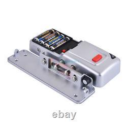 Wireless 433Mhz Electric Door Lock Access Control Kit RFID Keypad Remote Control