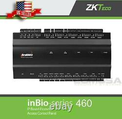ZKTeco inbio 460 Access Control zk 4 Door Multifunction Door Board TCPIP RS485