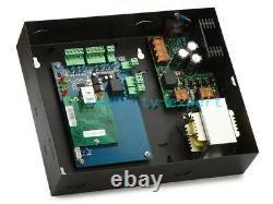 1 Carte De Contrôle D'accès De Porte Kit Et 230v Boîte D'alimentation En Métal Serrure Magnétique Rfid Reader
