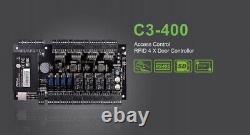 4 Portes Zk C3 400 Access Control Ip Door Entry System, Strike Lock, Zkteco. USA