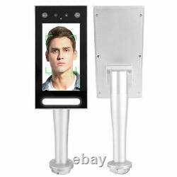7in Tft Smart Biometric Face Recognition Security Door Access Control Tcp/ip
