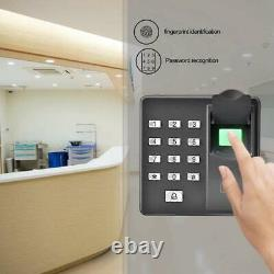 Acces Fingerprint Lock Biométrique Contrôleur D'accès De Porte Lecteur De Carte Rfid