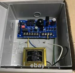 DCI Door Controls International Ps17-td2 Alimentation Électrique De Contrôle D'accès
