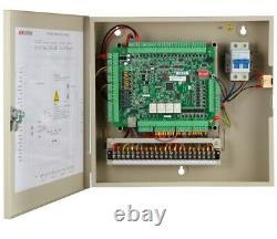 Ds-k2602 Contrôleur D'accès Réseau Hikvision Porte Double Ip 2