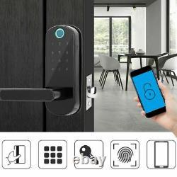 Empreinte Digitale Mot De Passe IC Verrouillage De Porte Pour Le Bureau De Contrôle D'accès Smart Security