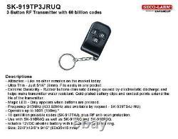 Fpc-5049 3 Door Access Control Outswinging 300lb Electric Lock Door Closer Kit