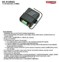 Fpc-5051 1 Contrôle D'accès À La Porte 600lbs Electric Lock Door Closer Kit