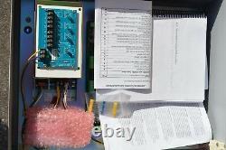 Ge Security / Intelogix / Fcwnx Acurs04-e1l05a 4 Portes Panneau De Commande Acu Avec Ps