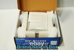 Geovision Gv-as2120 4 Panneau De Contrôle D'accès À La Porte -8 Entrée Numérique +8 Sortie Relais
