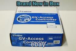 Geovision Gv-as2120 4 Panneau De Contrôle D'accès Porte/8 Entrée Numérique + 8 Sorties Relais